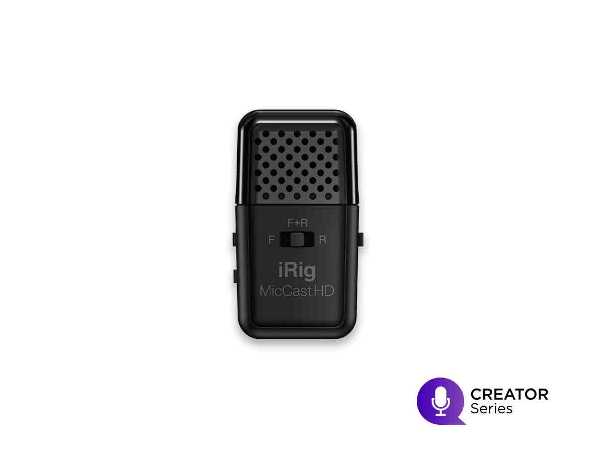 iRig Mic Cast HD