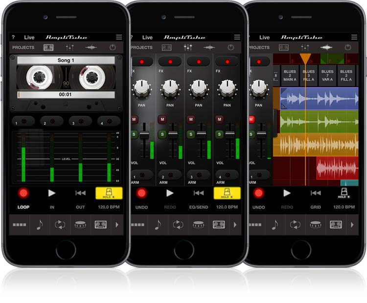 3 iPhone Recorder